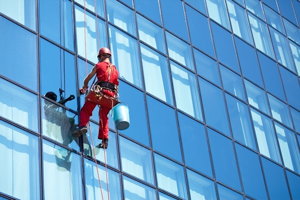 Commercial Window Cleaning Services in MIami-Dade & Broward Counties | All Building Cleaning Corp