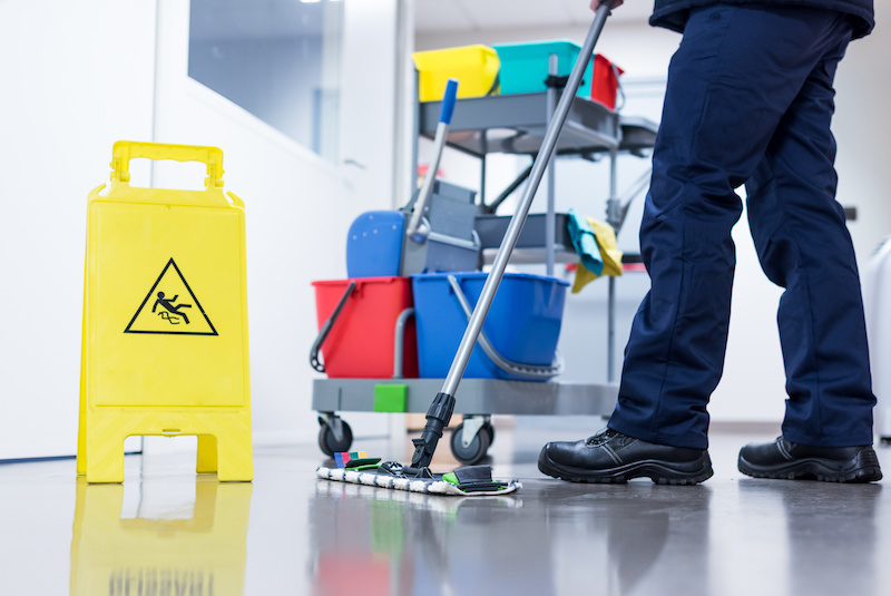 Commercial Cleaning Services in South Florida | All Building Cleaning Corp
